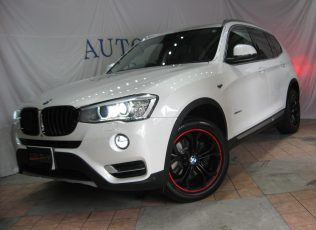 BMW X3サムネイル